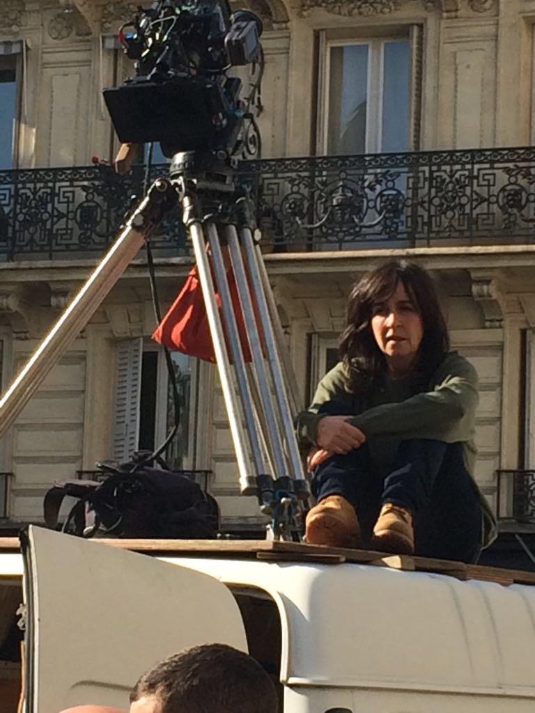Cinematographer Jeanne Lapoirie Afc Discusses Her Work On Robin  # Les Table Pour Television Nouveaute