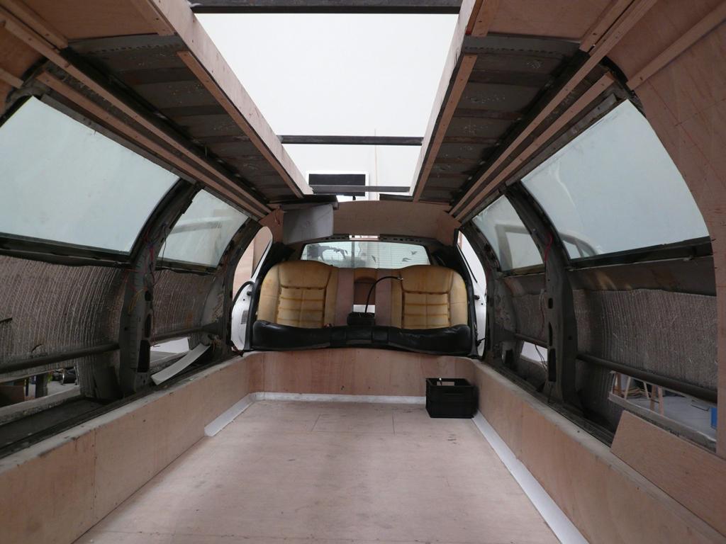 Cinematographer caroline champetier afc discusses her for Interieur limousine