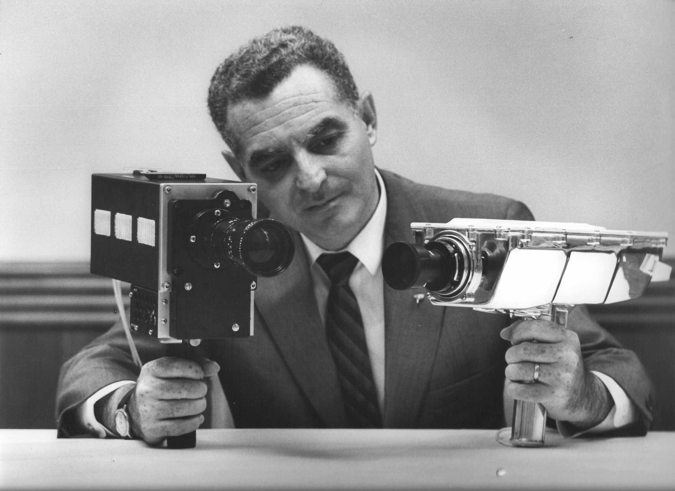 Remember 50 years ago a famous lens made by ang nieux - Westinghouse and living ...