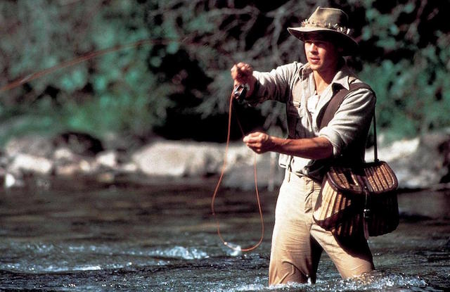 a comparison of the book and movie adaptation of a river runs through it A river runs through it and other read this book using google play books app on your director of the academy award-winning 1992 film adaptation of river.