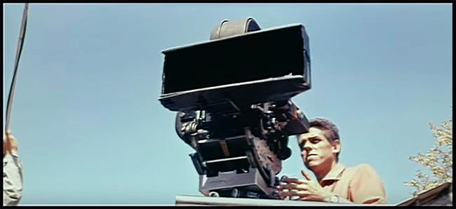 """The Coutard Dolly"" By Kees van Oostrum, ASC President"