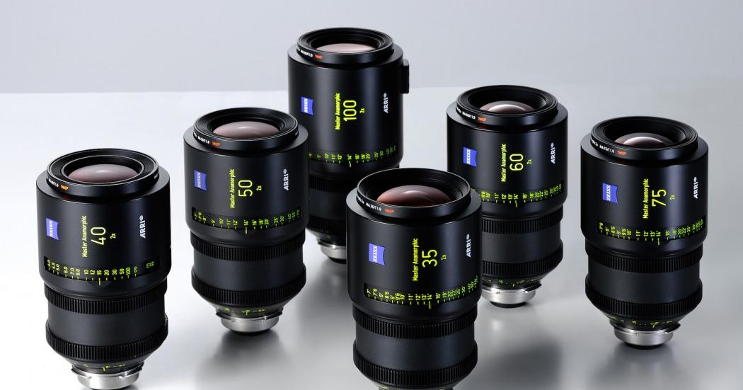 Zeiss Master Anamorphique Glossaire Afcinema