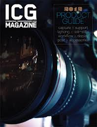 """ICG Magazine"" publie son ""Product Guide"" 2012"