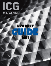 ICG Magazine Product Guide 2011