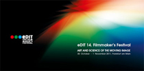 eDIT 14. Filmmaker's Festival – Art et science de l'image en mouvement