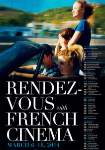 Rendez-Vous with French Cinema à New York 2014