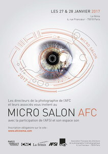 Inscription au Micro Salon 2017