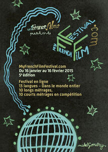 Edition 2015 de My French Film Festival