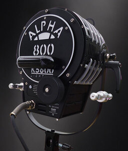 K 5600 Lighting presents the new Alpha 800W at IBC 2015