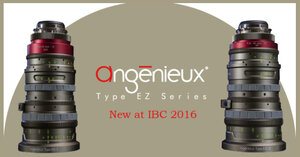 New Angénieux Type EZ Series For S35mm and Larger Image Formats