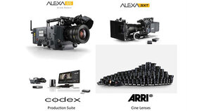 Arri et Codex Workshop