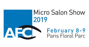 AFC Micro Salon Show 2019: Save the Dates!