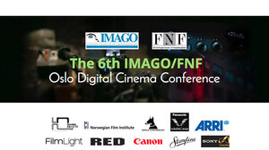 FNF/Imago Oslo Digital Cinema Conference 2017