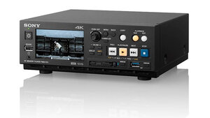 Sony releases new 4K memory player PMW-PZ1