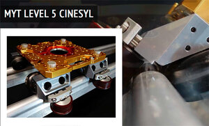 Cinesyl adapte le Skater Dolly MYT Level 5