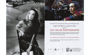 "Exposition ""Guy Gilles photographe"""