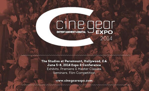 Cine Gear Expo 2014