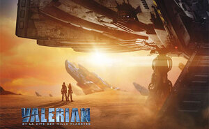 """Valerian"" and the thousand LEDs Interview with Thierry Arbogast, AFC, conducted by François Reumont"