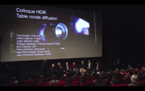 Colloque HDR / AFC : module 2, projection et diffusion