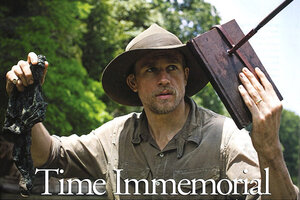 """Time Immemorial"", dans l'""American Cinematographer"" de mai"