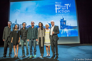 Au palmarès du 16e Festival de la Fiction TV
