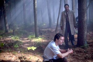"Cinematographer Kasper Tuxen, speaks about his work on Gus Van Sant's ""The Sea of Trees"" Lost in a Forest"