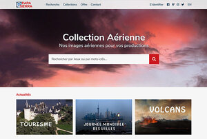 Aerial Collection : an aerial footage bank from all over the world for all kind of movies