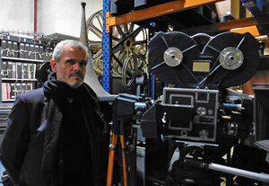 Laurent Mannoni and the Technicolor camera