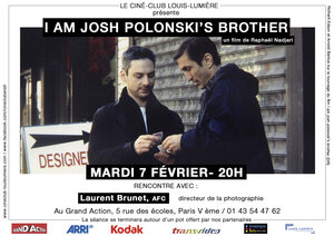 """I Am Josh Polonski's Brother"" projeté au Ciné-club Louis-Lumière"
