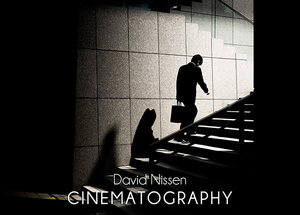 """Cinematography"", une série de photographies de David Nissen doublement exposées"