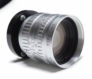 Remember 50 years ago… A famous lens made by Angénieux...