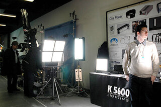 Le stand K5600 Lighting