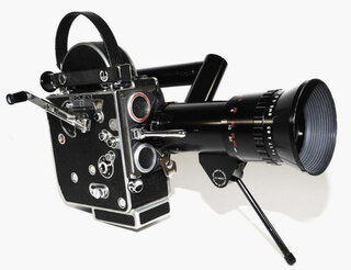 Bolex H16S et Pan Cinor 17-85 mm f.2