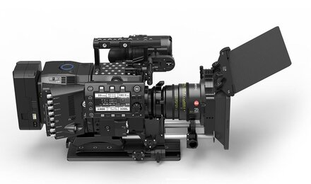 Panasonic Varicam Pure avec Leica Summicron-C 25 mm