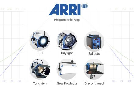 Arri Photometrics 4.5 est disponible !