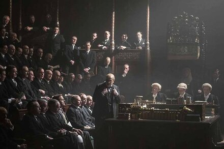 "Interview with cinematographer Bruno Delbonnel, AFC, ASC, about his work on Joe Wright's film ""Darkest Hour"" ""Smoke, Cognac, and Latex"" by François Reumont on behalf of the AFC"