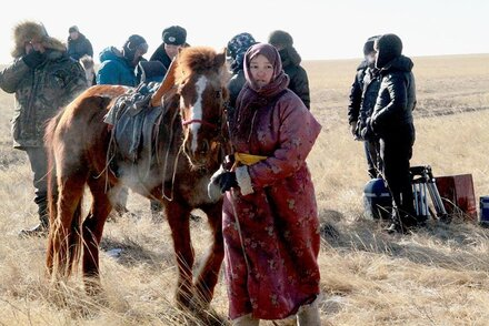 "Aymerick Pilarski discusses his work on ""Öndög"", shot in Mongolia, and directed by Quan'an Wang"