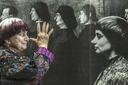 The Gaze(s) of Agnès Varda, gleaner of images