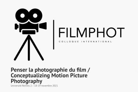 "Colloque ""Penser la photographie du film"" Appel à communications"