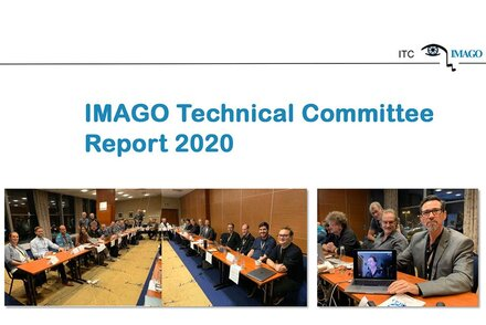 Imago Technical Committee Report 2020 By Philippe Ros, AFC, Co-Chairman of the ITC