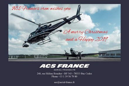 The news from ACS France in January
