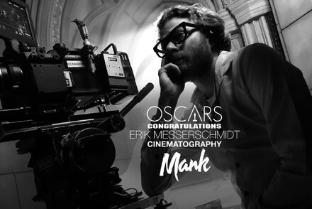 "RED Digital Cinema Supports Academy Award-Winning Productions ""Mank"" and ""My Octopus Teacher"""