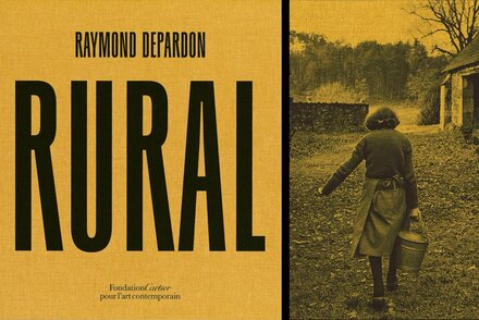 "Parution de ""Rural"", nouvel ouvrage de photographies de Raymond Depardon"