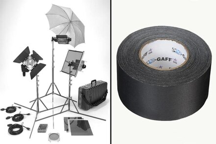 "Death of Ross Lowell (1926-2019) The Inventor of ""Lowel-Lights"" and of ""Gaffer Tape"""