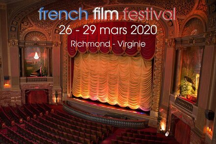 Festival du film français de Richmond 2020