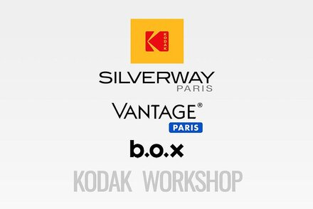 Adventures and inspiration at the Kodak/Vantage/Silverway Workshop