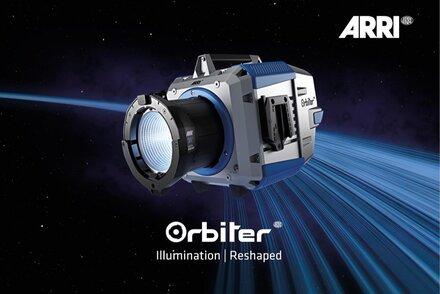 Arri Lighting: Orbiter Updates and Accessory Availability