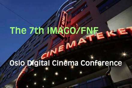"Impressions of the ""FNF/Imago Oslo Digtal Cinema Conference 2019"" By Marie Spencer, AFC, SBC"