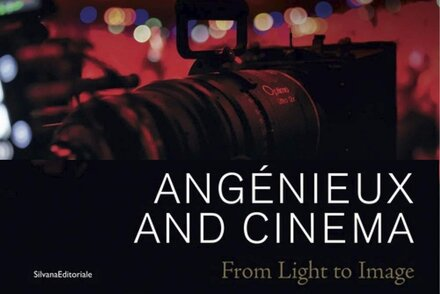 "Publication of ""Angénieux and Cinéma : From Light to Image"""