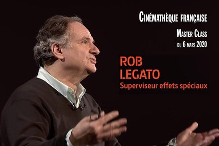 Rob Legato's Master Class is online